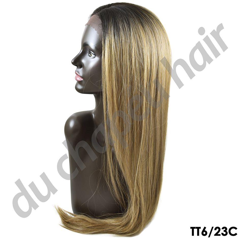 Peruca Sleek Front  Lace -Livia