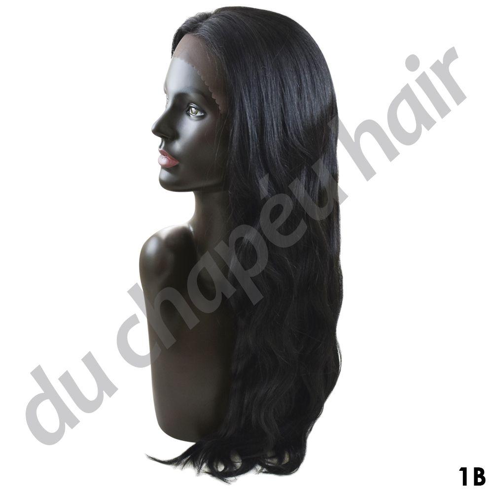 Peruca Sleek Front  Lace - Nenufar