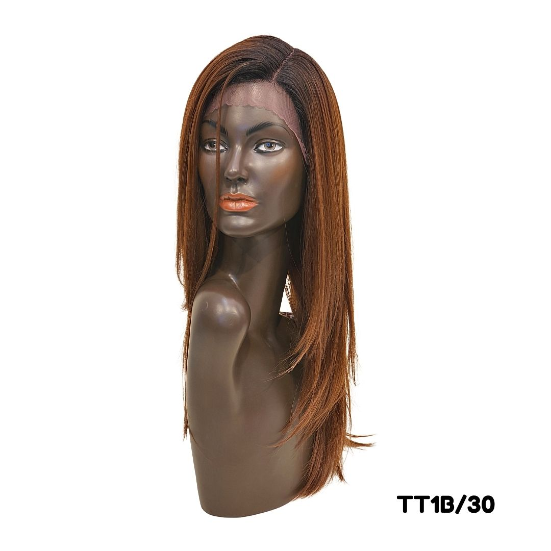 Peruca Sleek Front  Lace -Tati