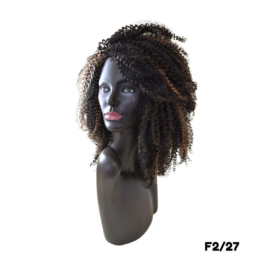 Peruca Wig Cacheada Amora - Sleek
