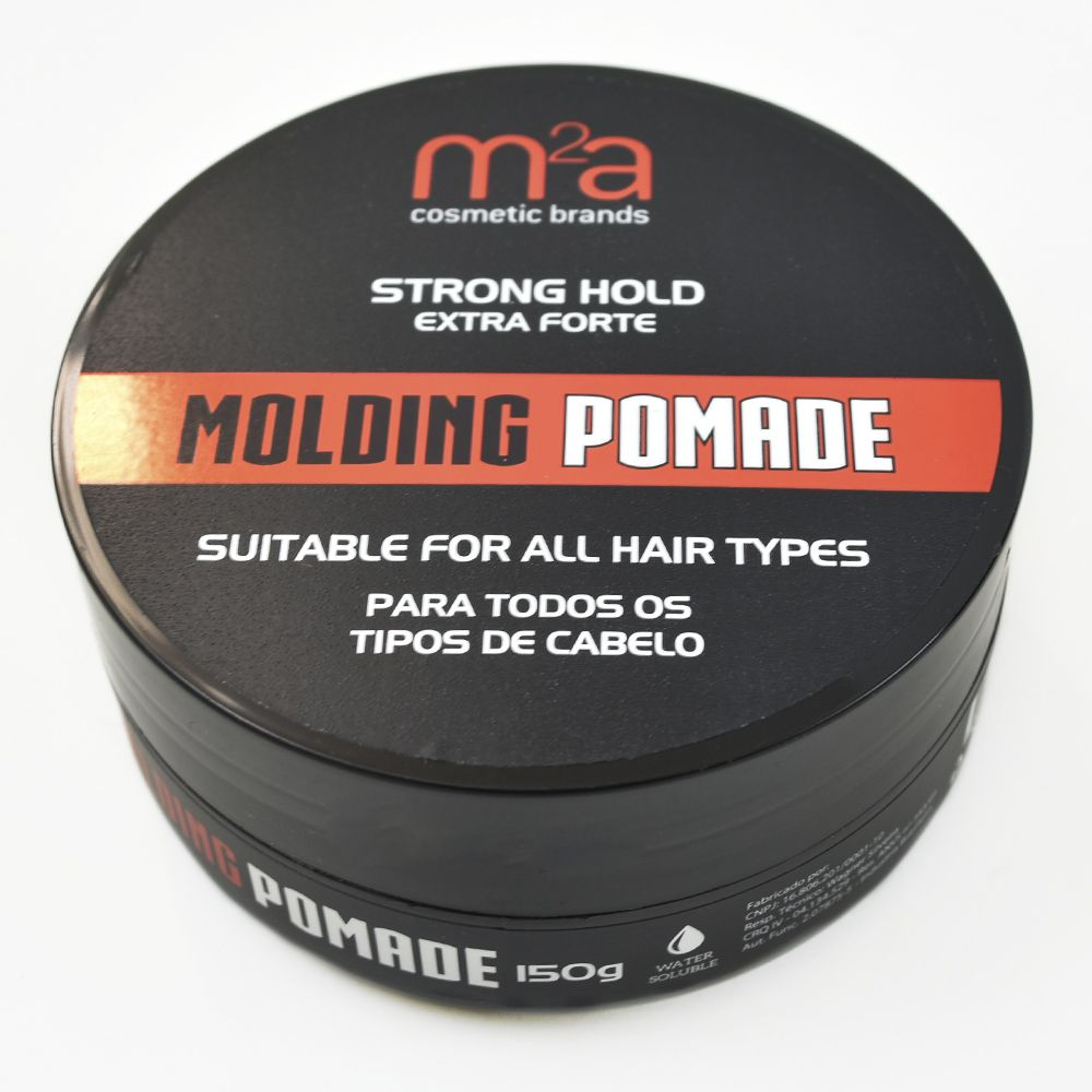 POMADA STRONG HOLD EXTRA FORTE 150GR