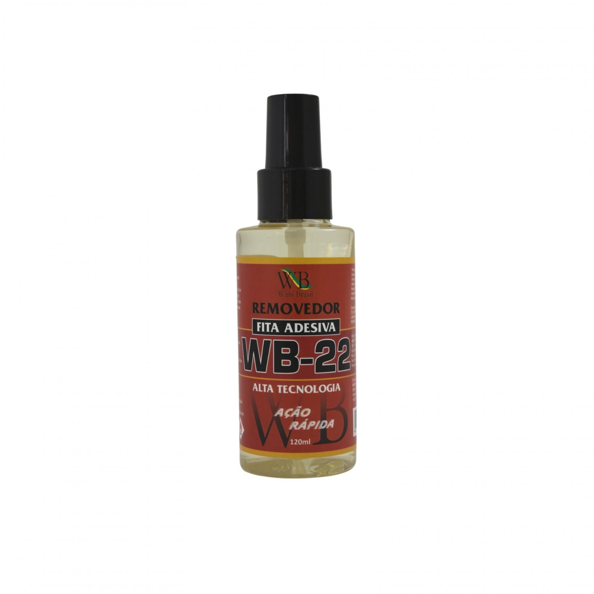 Removedor fita adesiva WB 120 ml