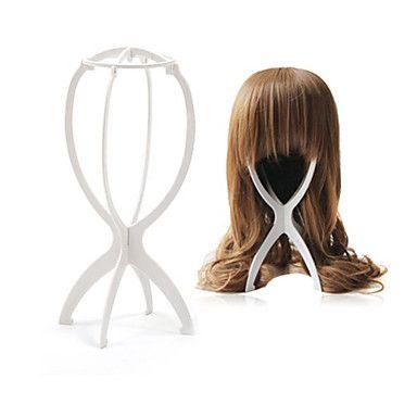 Suporte Plástico Para peruca