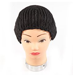 Touca Para Crochet Braid