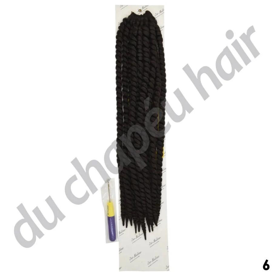 Twist Afro Braid Ser Mulher