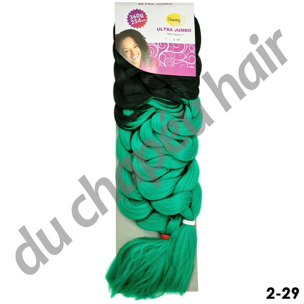 Ultra Jumbo Ombre Hair 360gr- Cherey