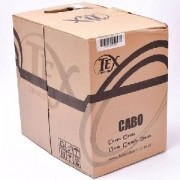 CABO DE REDE CAT5E AZUL (305MTS)
