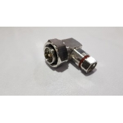 CONECTOR DIN MACHO ANGULAR 1/2 SUPERFLEX