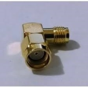 CONECTOR SMB FEMEA ANGULAR 0,3X1,8 CRIMP