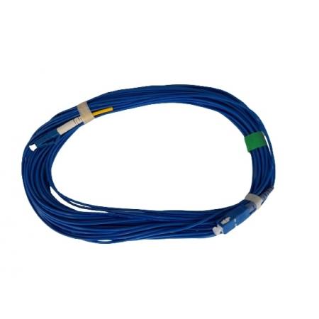 CORDAO OPTICO LC/SPC-SC/SPC SX SM 2MM 15MTS