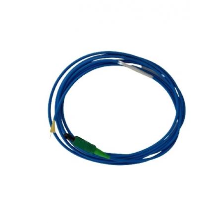 CORDAO OPTICO SC/APC-NUA SX SM 3MM 2,5MTS