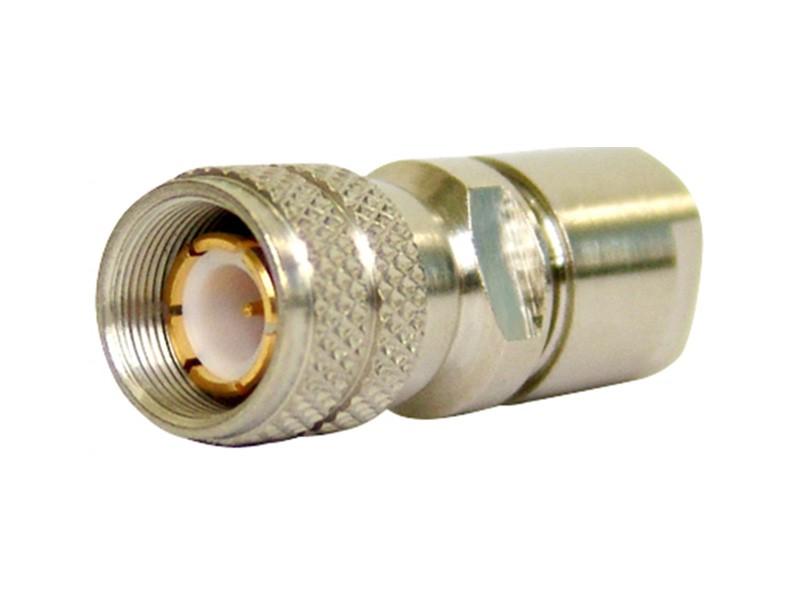 CONECTOR IEC MACHO RETO 0,4X2,5 SOLDA
