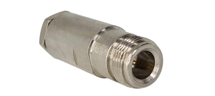CONECTOR N FEMEA RETO RGC213