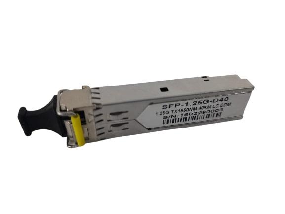 GBIC SFP 1.25G 1550NM 40KM LC DDM