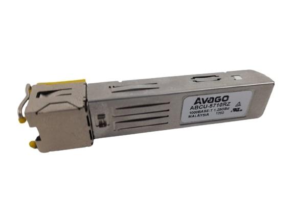 GBIC SFP AVAGO 1.25G 1000BASE-T ABCU-5710RZ