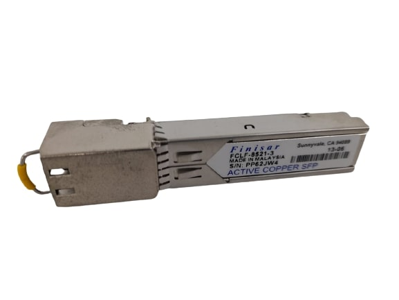 GBIC SFP Finisar 1000BASE-T FCLF-8521-3