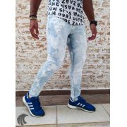 Calça Austin Skinny Destroyed Tarnished