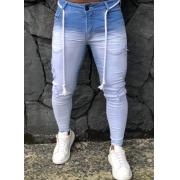 Calça Masculina Codi Skinny Azul Degrade