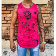 Camisa Kreta Regata Florais