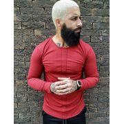 Camisa Manga Longa Exalt Red
