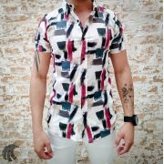 Camisa Botão Exalt Urban Different Tracks