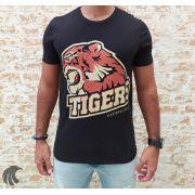 Camiseta Deep Roots Black Tigers