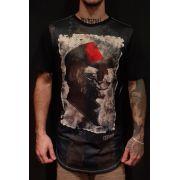 Camiseta Evoque Black Cat
