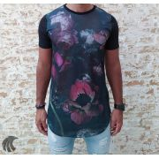 Camiseta Evoque Dry Fit Colors Flowers