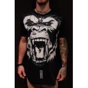 Camiseta Evoque Long Gorila