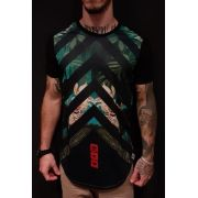 Camiseta Evoque Long  Nature Arrows
