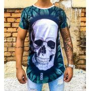 Camiseta Evoque Skull Nature