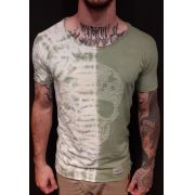 Camiseta John Johns Green Estonada