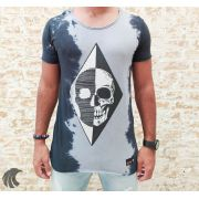 Camiseta John Jones Grey Dark Sides