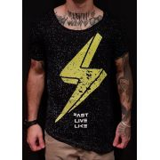 Camiseta King Joy Long Fast Ray