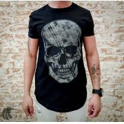 Camiseta King Joy Rage Skull