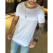 Camiseta M Artt Branca Deluxe