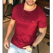 Camiseta M Artt Vinho Style