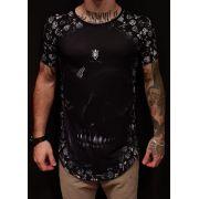 Camiseta Riviera Caveira Dark