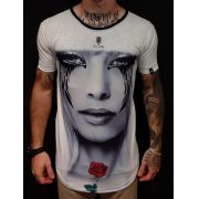 Camiseta Riviera Long Woman Face