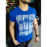 Camiseta Starpolis Azul Easy Coqueiros