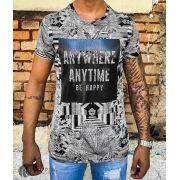 Camiseta Starpolis Gray Anywhere