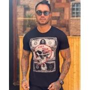 Camiseta Starpolis Preta Dolares