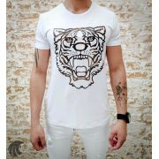 Camiseta Starpolis White Tiger