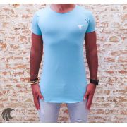 Camiseta Totanka Blue Long Line