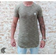 Camiseta Totanka Green Deluxe Long Line