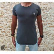 Camiseta Totanka Grey Long Line