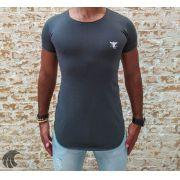 Camiseta Totanka Grey Long Line