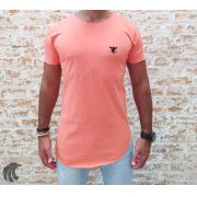 Camiseta Totanka Orange Long Line