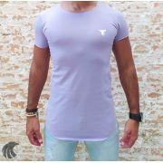 Camiseta Totanka Purple Light Long Line