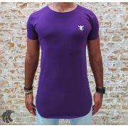 Camiseta Totanka Purple Long Line